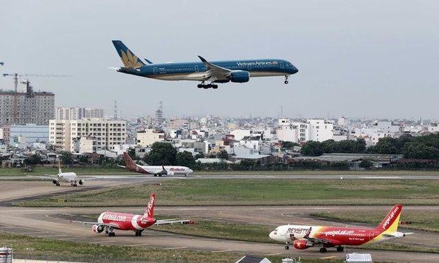 Các chuyến bay từ vùng dịch Hàn Quốc về Việt Nam phải chuyển hướng hạ cánh - 1