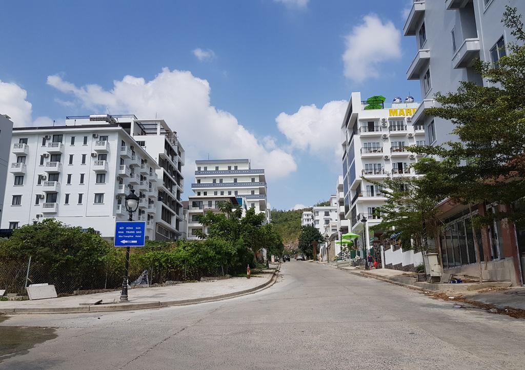 Khánh Hòa giám sát xử lý biệt thự Ocean View xây sai quy hoạch