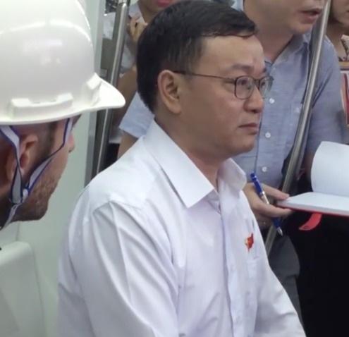 Đường sắt Cát Linh - Hà Đông: Giám đốc người Trung Quốc bị cách ly