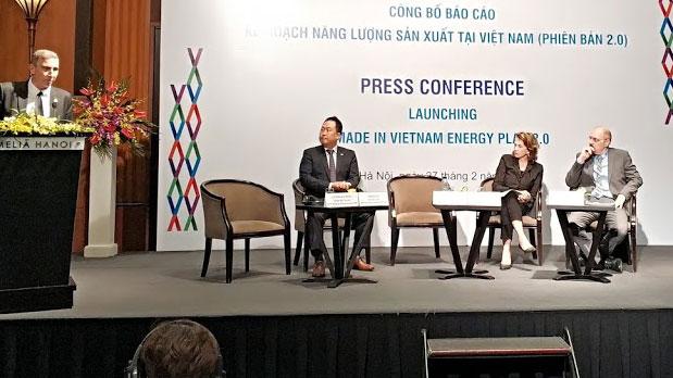 VBF đưa 6 khuyến cáo cho phát triển năng lượng Việt Nam