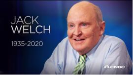 Huyền thoại Jack Welch - cựu CEO của GE đã ra đi và để lại 5 di sản lãnh đạo này