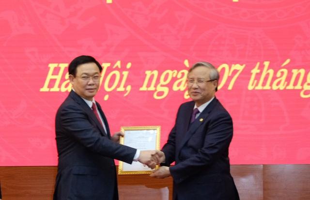 Chính phủ có bổ sung Phó Thủ tướng thay ông Vương Đình Huệ? - 1