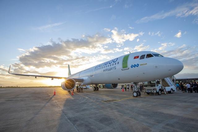 """Bamboo Airways cho biết """"thông tin khẩn"""" chuyến bay có khách nhiễm Covid-19 - 1"""
