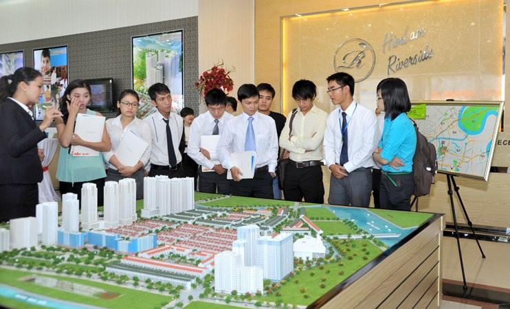 Hà Nội: Sắp kiểm tra các sàn giao dịch bất động sản