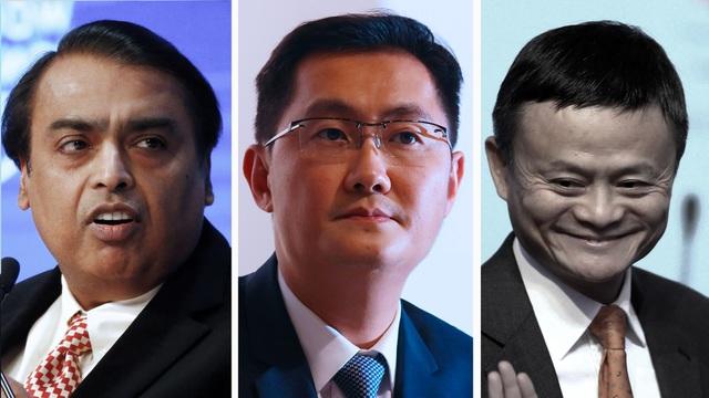 Hé lộ chủ nhân mới của ngôi vị tỷ phú giàu nhất Châu Á - 1