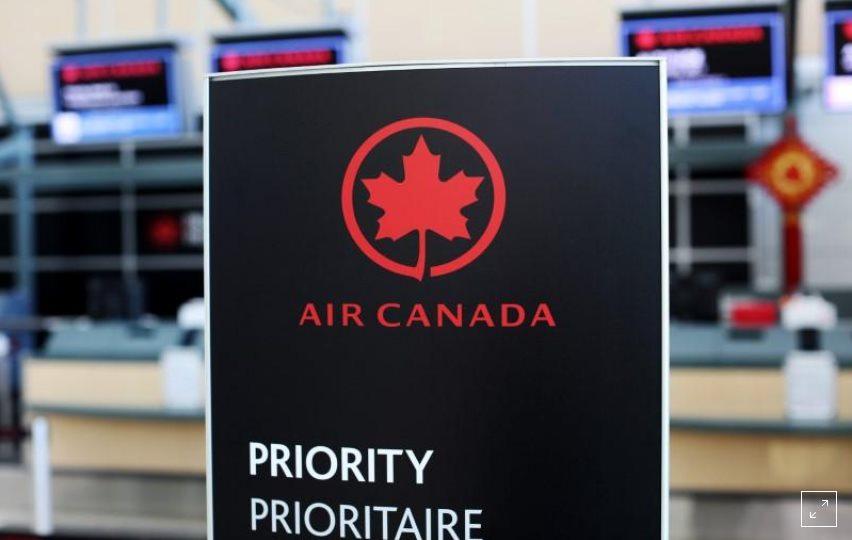 Hơn 5.100 nhân viên hàng không Air Canada bị sa thải vì dịch Covid-19