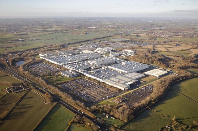 Toyota tạm dừng sản xuất tại châu Âu - 1