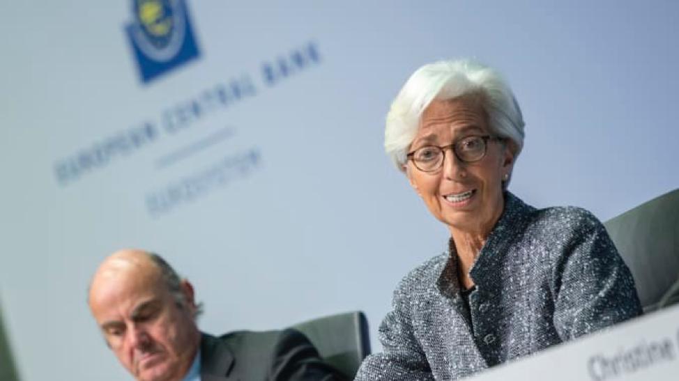 Ngân hàng Trung ương Châu Âu tung ra gói hỗ trợ trị giá 820 tỷ USD trước đại dịch Covid-19