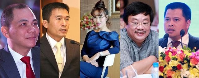 Xếp hạng tỷ phú Việt biến động: 5 tỷ phú USD nay chỉ còn 4, vì sao? - 1