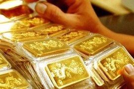 Giá vàng tăng sốc lên mức cao nhất hơn 10 năm