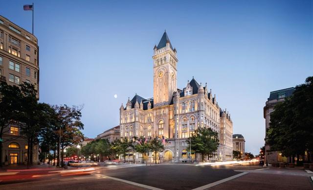 Khách sạn, sân golf của tập đoàn Trump ảm đạm giữa đại dịch Covid-19 - 2