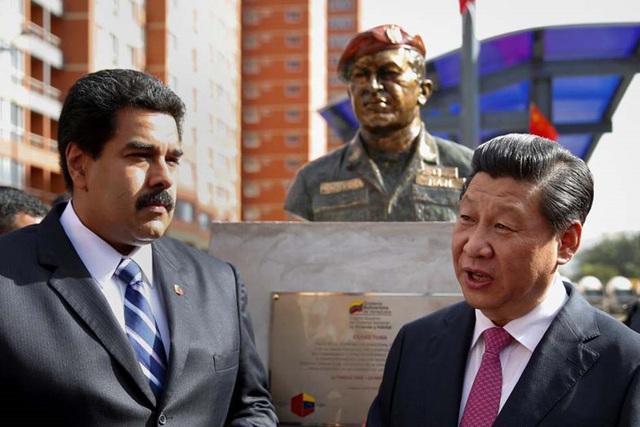 Giá dầu giảm mạnh, Venezuela xin Trung Quốc hỗ trợ chống Covid-19 - 1