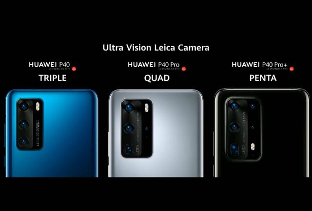 Huawei chính thức ra mắt bộ ba smartphone P40 series, zoom lên tới 100x - 6