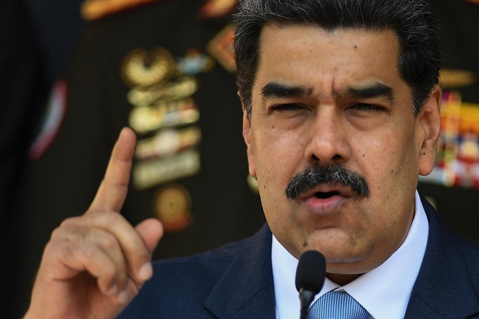"""Tổng thống Venezuela đả kích ông Trump vì cáo buộc """"khủng bố ma túy"""""""