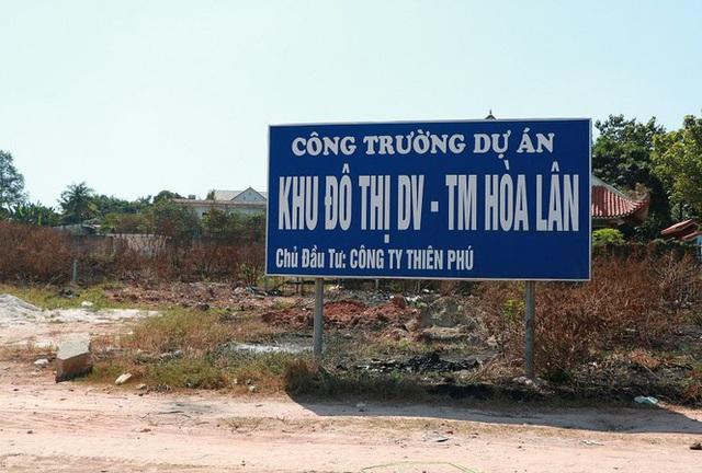 Bắt giam Chủ tịch Công ty Thiên Phú vì lừa hàng chục tỷ tiền đền bù tái định cư - 1