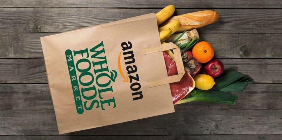 """Amazon """" lôi kéo""""nhân viên kho đến các quầy thực phẩm với mức lương ưu đãi"""