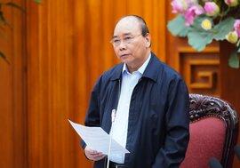 Thủ tướng: Hà Nội, TPHCM sẵn sàng cho phương án cách ly toàn thành phố