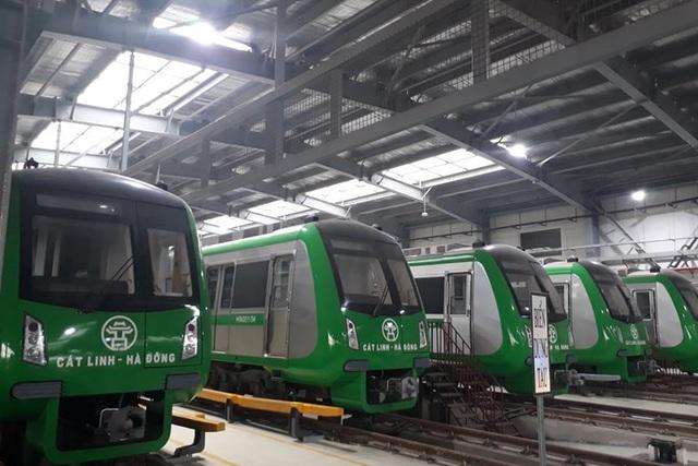 """Đường sắt Cát Linh - Hà Đông: Làm """"siêu chậm"""", trả tiền """"siêu nhanh"""" (?!) - 1"""