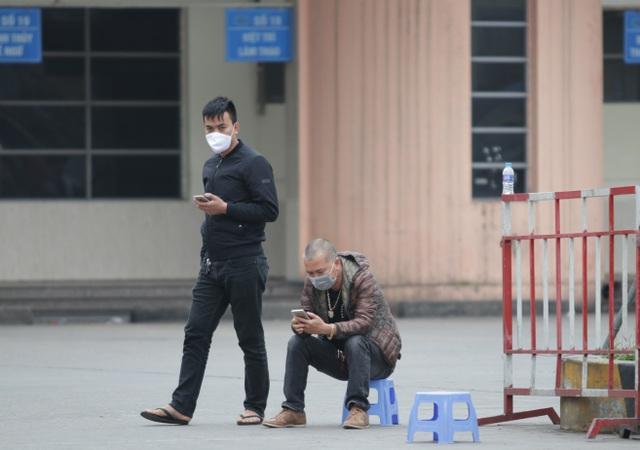 Hà Nội: Nhiều bến xe trống trơn trong ngày đầu dừng toàn bộ xe trên 9 chỗ - 6