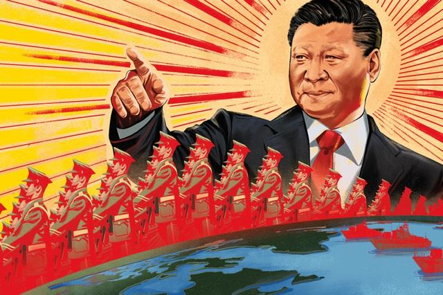 Corona virus có thể biến Trung Quốc thành một nhà lãnh đạo toàn cầu? - 1