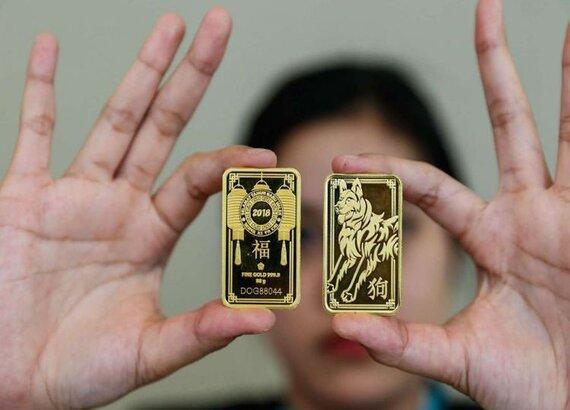Giá vàng thế giới tăng kỷ lục 20% trong quý đầu năm 2020