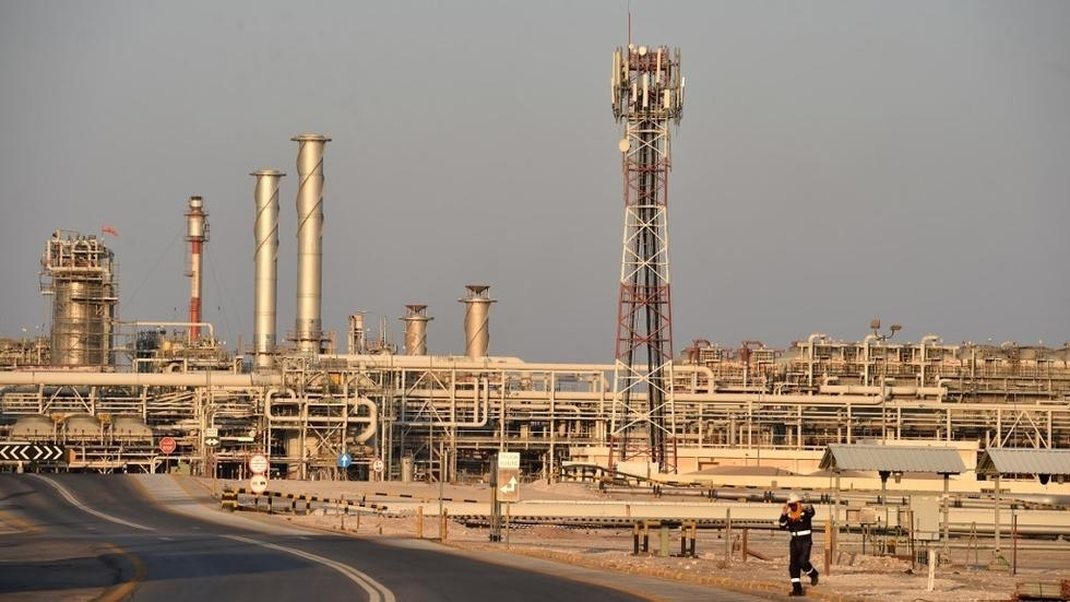 Mỏ dầu Abqaiq của Ả Rập Xê Út.