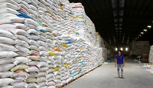 """Doanh nghiệp: Chúng tôi sẽ """"chết"""" nếu ngừng xuất khẩu gạo quá lâu"""