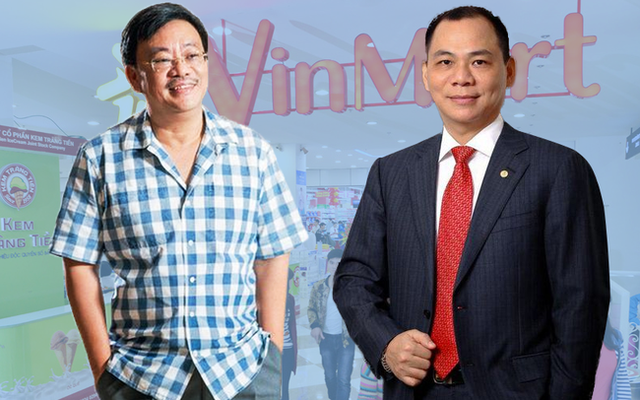 Tỷ phú giàu nhất Việt Nam lãi