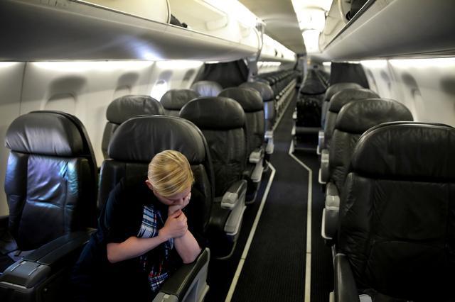 Những chuyến bay chỉ chở duy nhất  một khách trong đại dịch Covid-19 - 1