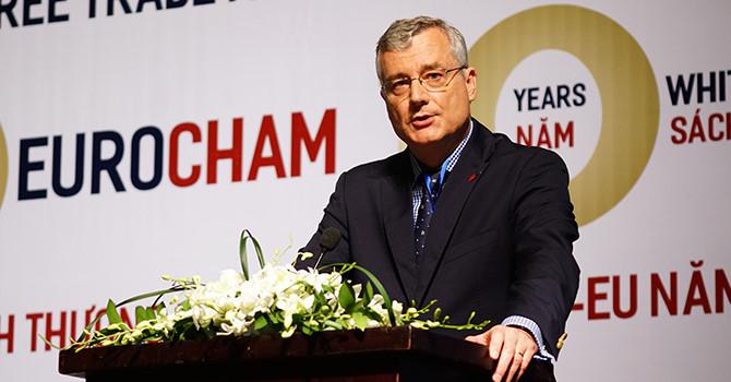 EuroCham: Covid-19 tác động tiêu cực đến doanh nghiệp EU tại Việt Nam