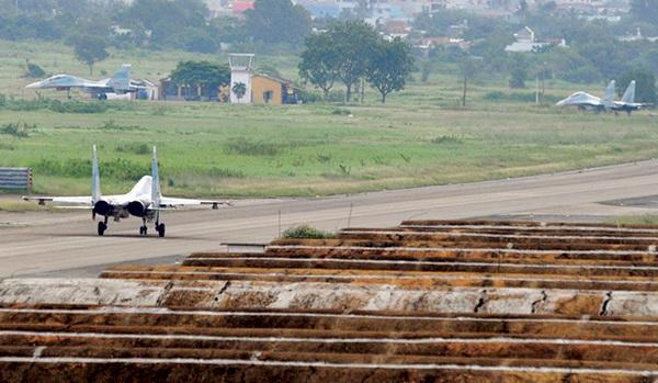 Lập tổ công tác đấu giá đất dự án hàng không quân sự quan trọng