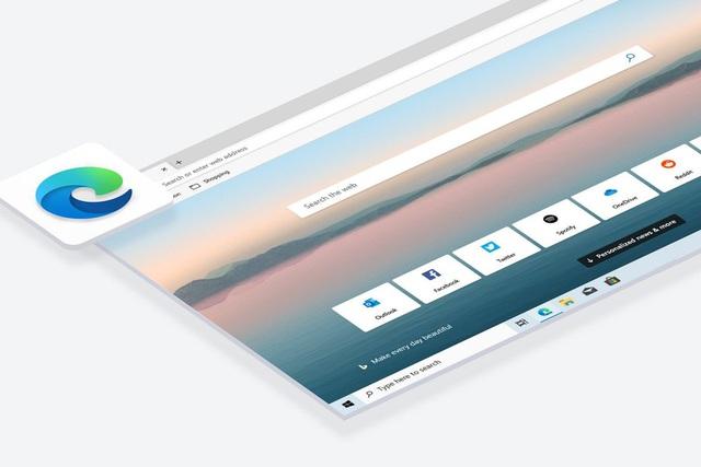Microsoft Edge thành trình duyệt phổ biến thứ 2 thế giới - 1