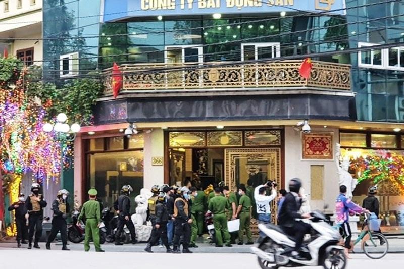 Nữ doanh nhân bất động sản nổi tiếng Thái Bình bị bắt vì hành hung phụ xe?