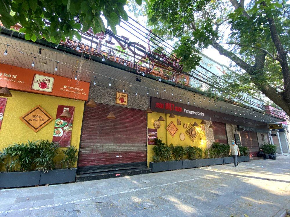 Hà Nội miễn, giảm tiền thuê đất cho doanh nghiệp ngừng hoạt động vì Covid-19