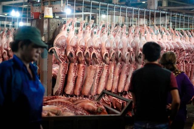 Hàng khan hiếm giảm nguồn về chợ, thịt lợn lại bật tăng mạnh - 2