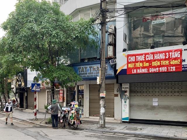 Đất kim cương Hà Nội giảm giá vẫn không có người thuê - 9