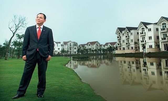 """Tăng lãi gấp 3, công ty bất động sản của ông Phạm Nhật Vượng gây """"choáng"""" - 1"""