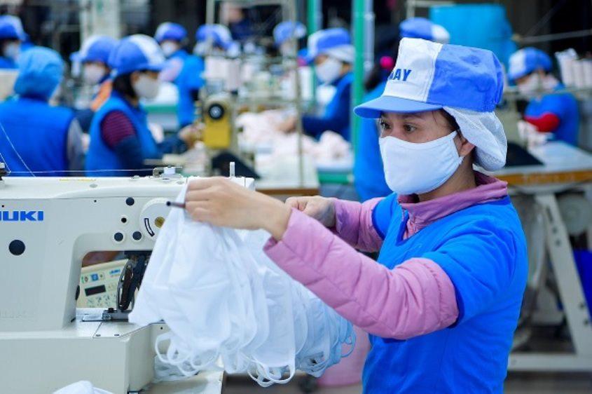 Việt Nam xuất đi hơn 415 triệu khẩu trang, giá chỉ 3.500 đồng/chiếc