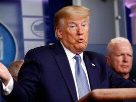72.000 người chết vì Covid-19, ông Trump chuyển hướng sang mở cửa kinh tế