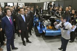 """Lo ngại an ninh quốc gia, Nhật Bản bảo vệ Sony, Toyota và hơn 500 công ty khỏi """" móng vuốt"""" của TQ"""
