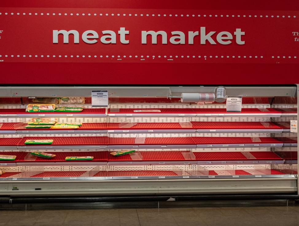Thị trường Mỹ thiếu thịt trầm trọng nhưng lại tăng cường xuất khẩu sang Trung Quốc