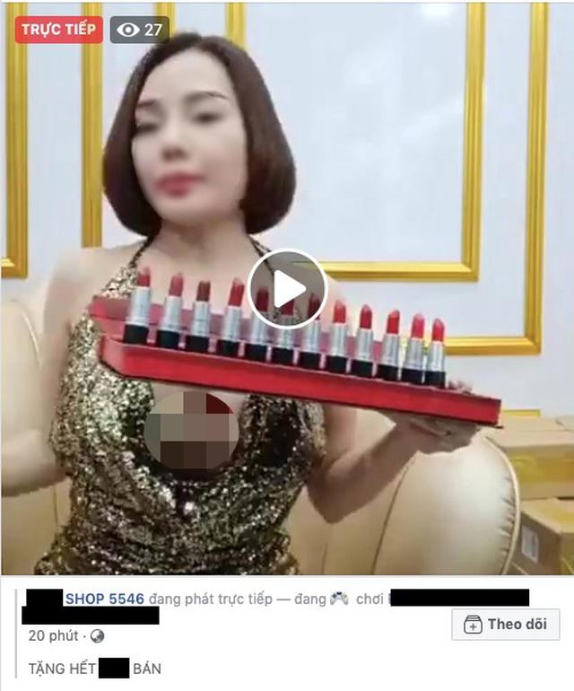 Dân buôn điên cuồng livestream, bán hàng kiểu khủng bố khách trên mạng - 2