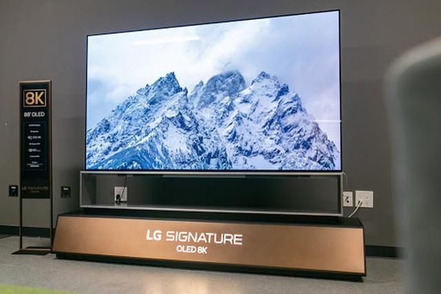 TV 8K mới ồ ạt về Việt Nam, cuộc chơi không còn của riêng Samsung, LG - 2
