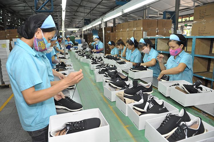 60 nhà nhập khẩu giày dép Hoa Kỳ tìm đến Việt Nam