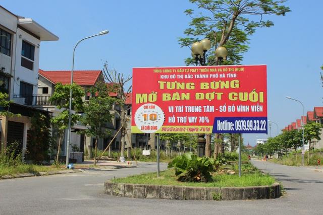 Hà Tĩnh: Hàng chục căn biệt thự hạng sang bỏ hoang giữa lòng thành phố - 15