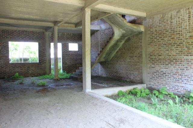 Hà Tĩnh: Hàng chục căn biệt thự hạng sang bỏ hoang giữa lòng thành phố - 8
