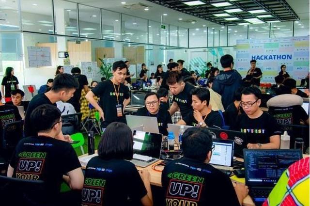 Hackathon 2020 tìm giải pháp chuyển đổi số cho DN thời hậu Covid-19 - 1