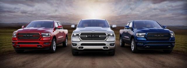 Thị trường ô tô Mỹ: Sự trỗi dậy bất ngờ của phân khúc xe bán tải - 1