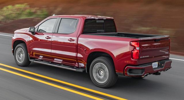 Thị trường ô tô Mỹ: Sự trỗi dậy bất ngờ của phân khúc xe bán tải - 2