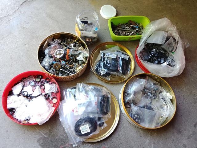 Bộ sưu tập cassette cũ trị giá gần 300 triệu đồng của tay chơi Hà Nam - 6